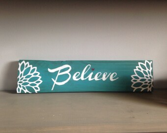 Christmas Sign, Believe sign, farmhouse christmas, wooden christmas sign, pallet sign, reclaimed pallet wood sign, christmas pallet sign