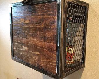 Liquor Bar Cabinet