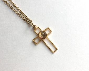 Vintage catholic jewelry Etsy