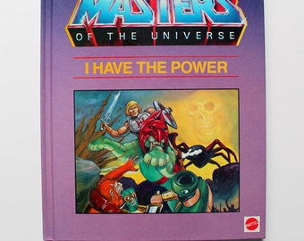 Masters of the Universe I Have The Power 1985