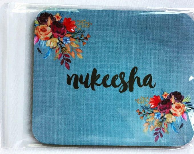 Custom Handmade Mousepad - Personalized