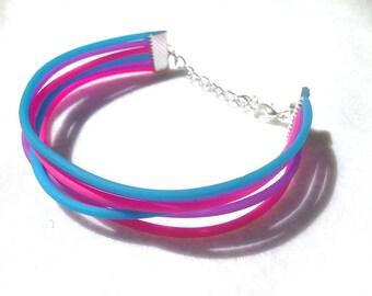 Bracelet fancy Color