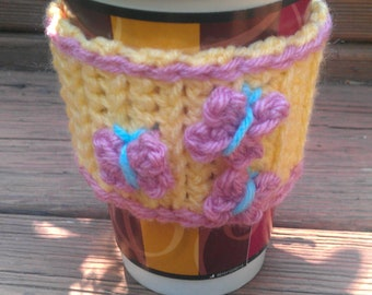 Fluttershy Cutie Mark Coffee Cuff