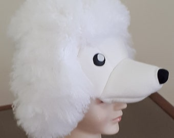 Poodle - Dog costume for toddlers, kids and adults