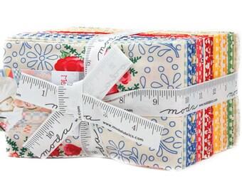 Merry Go Round Fat Eighth Bundle by Sandy Klop for Moda Fabrics