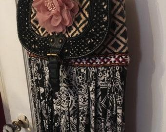 Hippie bohemian handbag