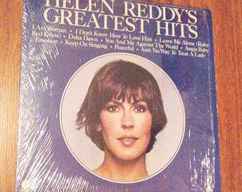 Helen Reddy's Greatest Hits LP Vinyl Record SW 511467 - I Am Woman - Tested VG