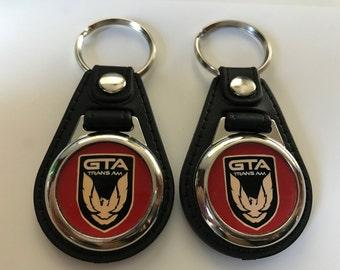 TRANS AM GTA keychain 2 pack