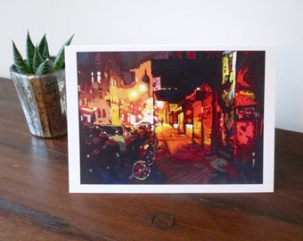 Cards: Lower East Side (Set of 5)