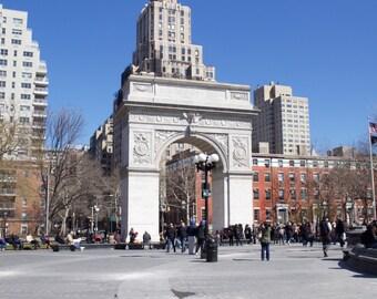 Washington Square Park print