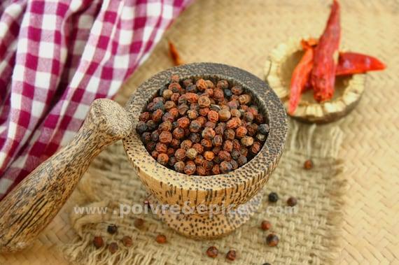 Red Kampot peppercorn