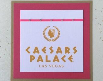 Las Vegas Casino Table Name with Diamante