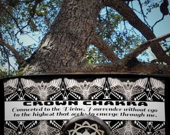 DARK STAR - Perfume Therapeutic for the Crown Chakra