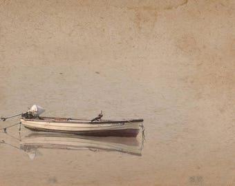 Mar de Soledad (FINE ART PAPER) - calming surreal photographic print