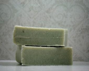 Cambrian Blue Clay Soap Bar - Essential Oil Soap - Natural Soap