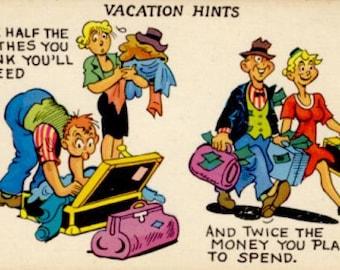 Vacation Hints...  (H17)