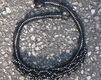 John O'Groats Ruffled Necklace