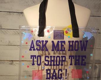 custom #1 bag