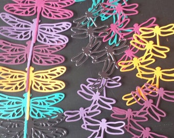 Dragonfly Die Cuts