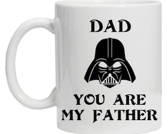 Star Wars Dad's BirthDay Coffee Mug | Dad Mug | Star Wars Mug For Dad | Coffee Mug | Mug for Tea | 10 oz Mug| Star Wars Mug