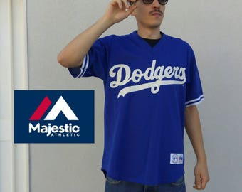Dodgers Majestic jersey