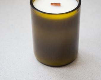 Scented Organic Soy Candle