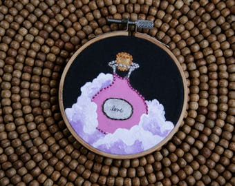 Love Potion Embroidery