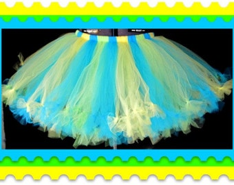 Plus Size Petti Tutu Skirt, Waist sizes 40/55, Plus Size Adult, Customize yours I ship priority