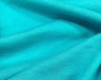 100% Cotton Sheer Jersey (Light Weight)