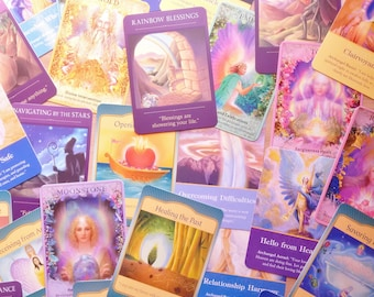 Oracle & Angel card reading - an inspirational and heart warming reading