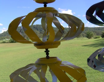 aluminum can wind spinner