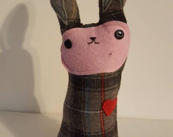 Barbi Stuffed woodland bunny
