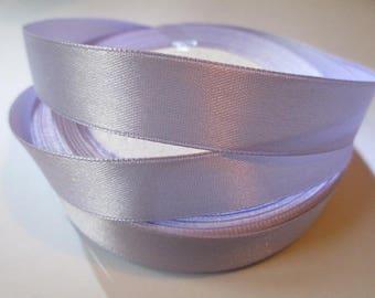 10 m 16mm purple satin ribbon