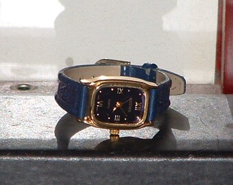 Pre -Owned Blue & Gold Westair Fashion Quartz Analog Watch