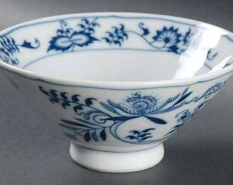 Blue Danube Blue Onion Rice Bowl