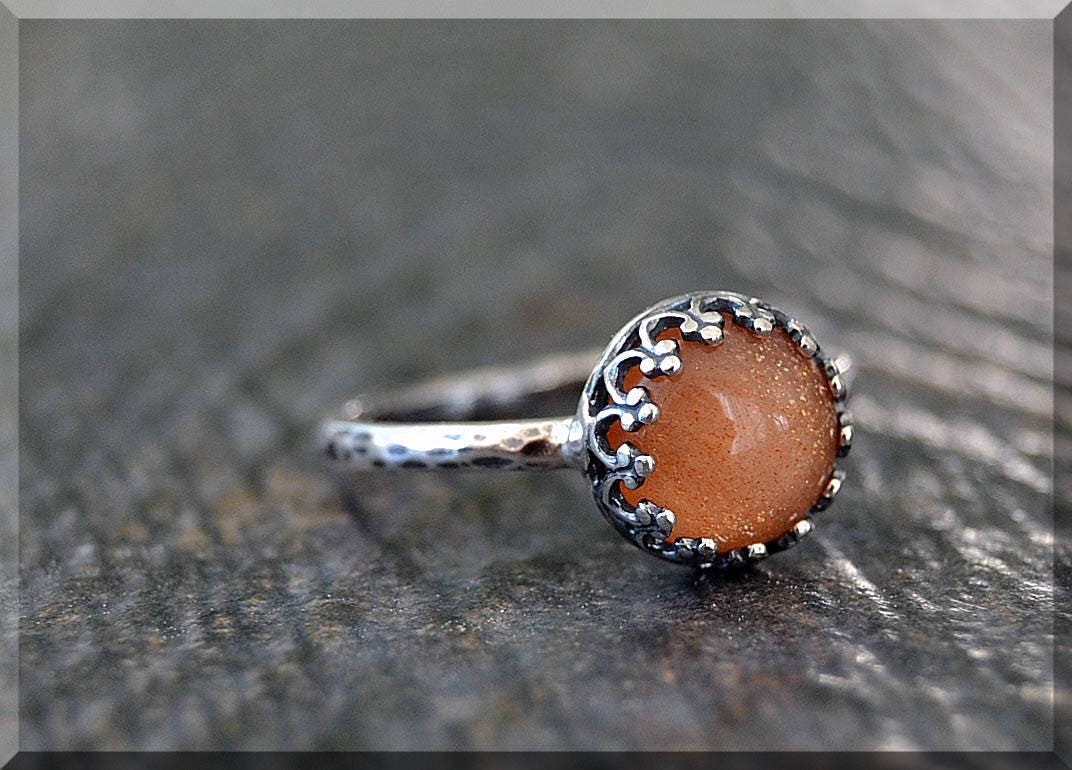 behind engagement gemstone sun innovative the rings luxury jewelries sunstone mystery stone of ring