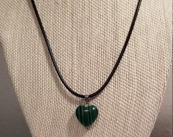 Heart Chakra Necklace!