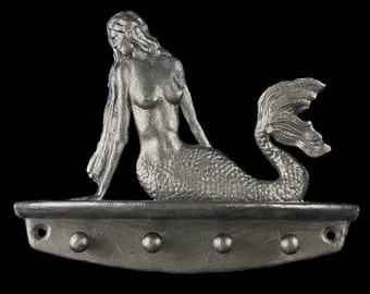 Mermaid Necklace Holder/Wall Art