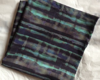 Abstract Liberty of London silk pocket square