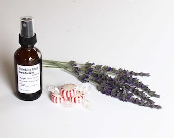 Purpleback Scent - Climbing Shoe Deodorizer Spray Glass Bottle