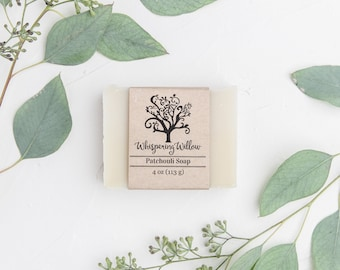 Patchouli All Natural Vegan Handcrafted Soap