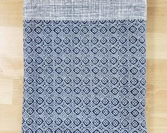 Navy Blue Book Sleeve