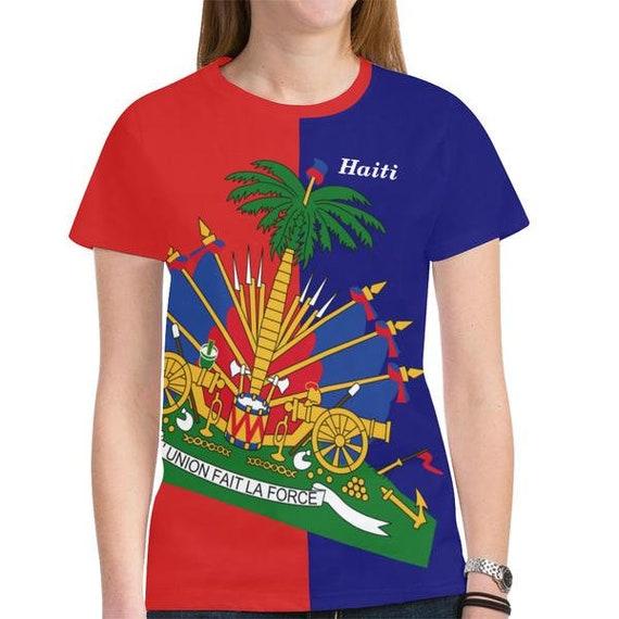 Haiti Men's Classic Flag Tee 2.0/Haitian/Haitian shirt/Haiti gifts/Haiti items/Haiti shirt/Haiti Tshirt/Haiti T Shirt/Haiti Love/Haiti Pride H5ZfLH