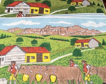 Set of 5 Kreier Placemats