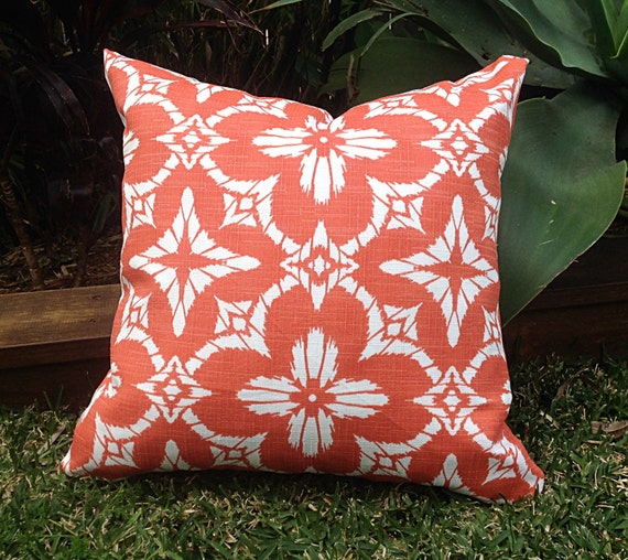 design models pillow from outdoor interior pillows barn coral new pottery embroidered