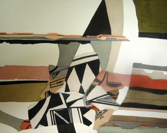 """SALE Southwest Series :   Fragments  """"  Bold Contrasts """""""