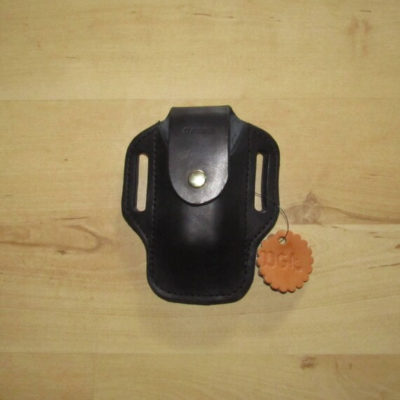 Leather Sheath custom crafted to Leatherman© Serge Sheath, custom Serge Case, Leather case, for your belt, EDC, OWB