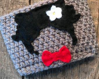 Disney Mary Poppins Crochet Coffee Cup Cozy / Reusable Coffee Sleeve