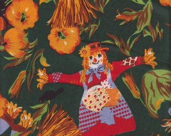 Harvest Time, ScareCrow Fabric.