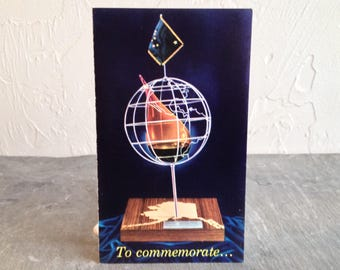 To Commemorate The Birth Of Alaska's Oil Industry Brochure